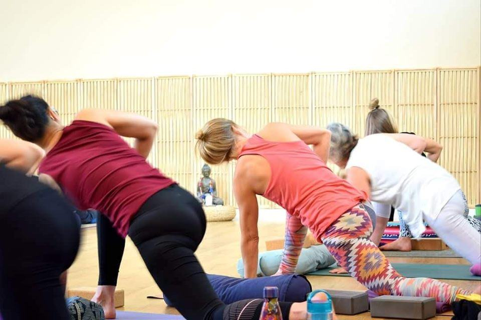 gevorderde yin yoga docent opleiding